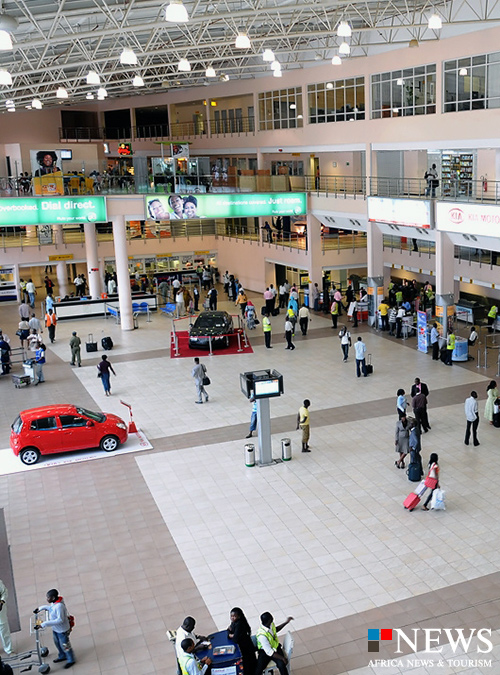 Murtala Muhammed International Airport